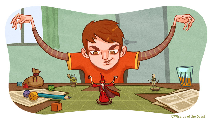All for players for dungeon masters skills combat roleplaying reviews